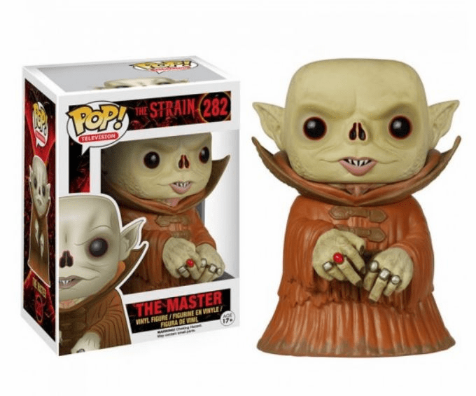 Funko Pop TV Vinyl The Strain The Master Figure