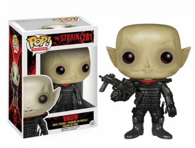 Funko Pop TV Vinyl The Strain Vaun Figure