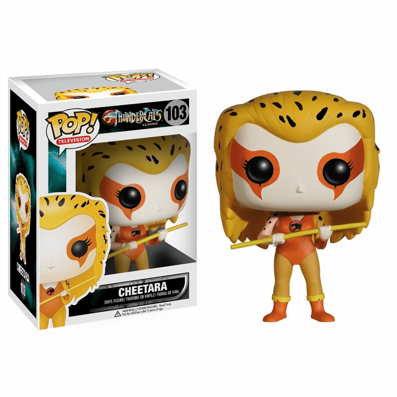 Funko Pop TV Vinyl Thundercats Cheetara Figure