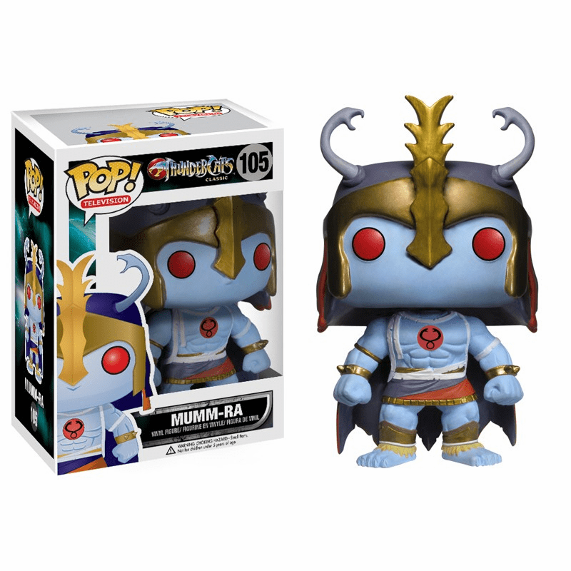 Funko Pop TV Vinyl Thundercats Mumm-Ra Figure