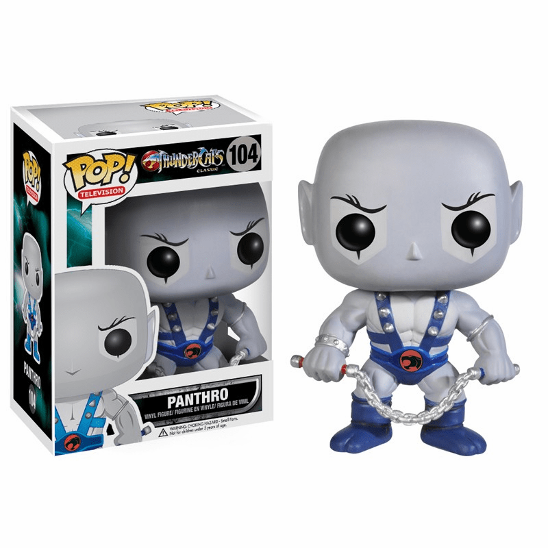 Funko Pop TV Vinyl Thundercats Panthro Figure