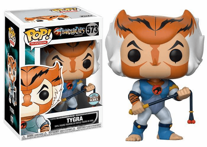 Funko Pop TV Vinyl Thundercats Tygra Figure