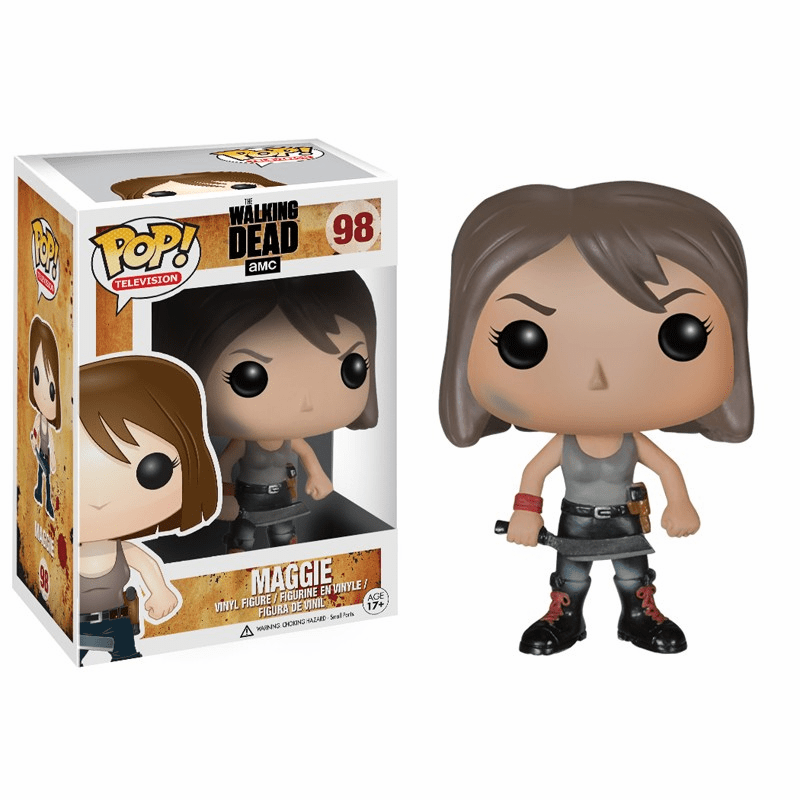 Funko Pop TV Vinyl Walking Dead Maggie Figure