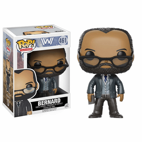Funko Pop TV Vinyl Westworld Bernard Figure