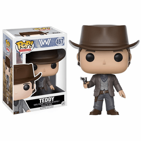 Funko Pop TV Vinyl Westworld Teddy Figure