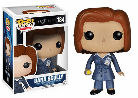 Funko Pop TV Vinyl X-Files Dana Scully Figure