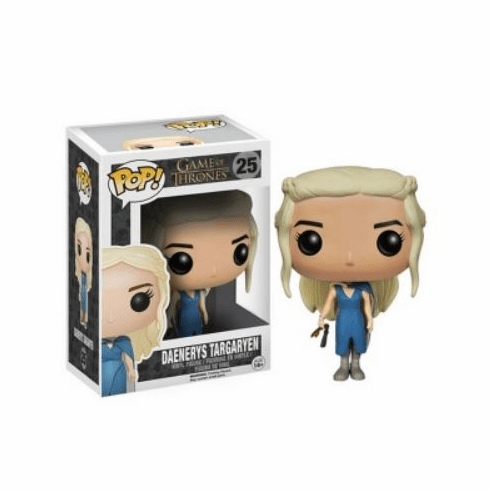 Funko Pop Vinyl Game of Thrones 25 Mhysa Daenerys Targaryen Figure