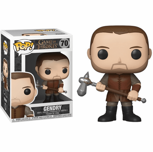 Funko Pop Vinyl Game of Thrones 70 Gendry Figure