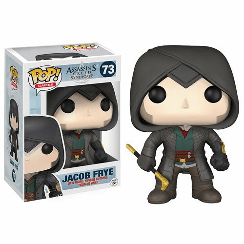 Funko Pop Vinyl Games Assassin's Creed Syndicate Jacob Frye Figure