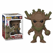 Funko Pop Vinyl Games Contest of Champions King Groot Figure