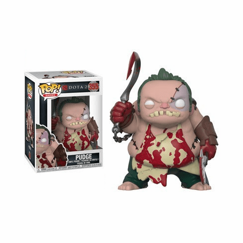Funko Pop Vinyl Games DOTA 2 Pudge Figure