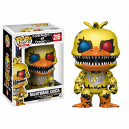 Funko Pop Vinyl Games Five Nights at Freddy's Nightmare Chica Figure