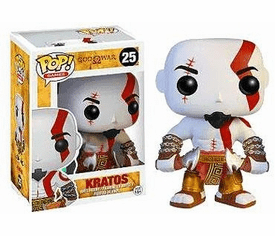 Funko Pop Vinyl Games God of War Kratos Figure