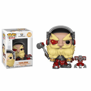 Funko Pop Vinyl Games Overwatch Torbjorn Figure