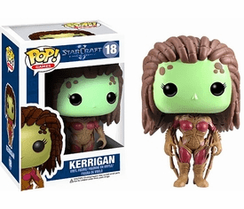 Funko Pop Vinyl Games Starcraft Kerrigan Figure