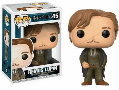 Funko Pop Vinyl Harry Potter 45 Remus Lupin Figure