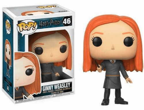 Funko Pop Vinyl Harry Potter 46 Ginny Weasley Figure