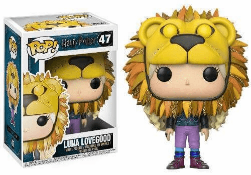 Funko Pop Vinyl Harry Potter 47 Luna Lovegood Figure