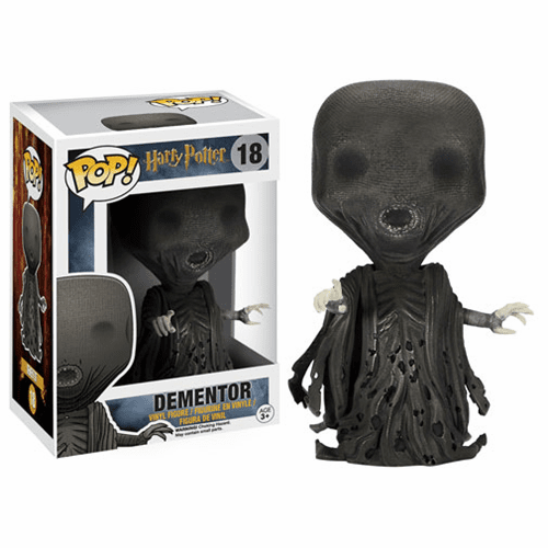 Funko Pop Vinyl Harry Potter Dementor Figure