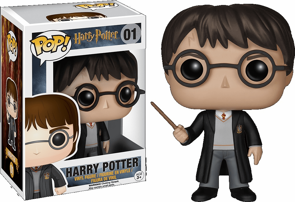Funko Pop Vinyl Harry Potter Figure
