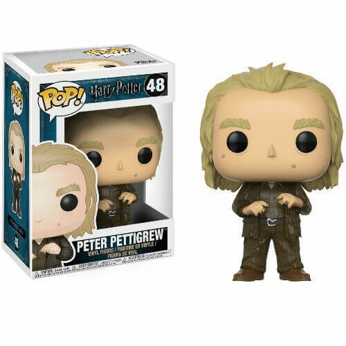 Funko Pop Vinyl Harry Potter Peter Pettigrew Figure