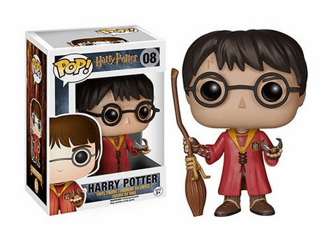 Funko Pop Vinyl Harry Potter Quidditch Harry Potter Figure