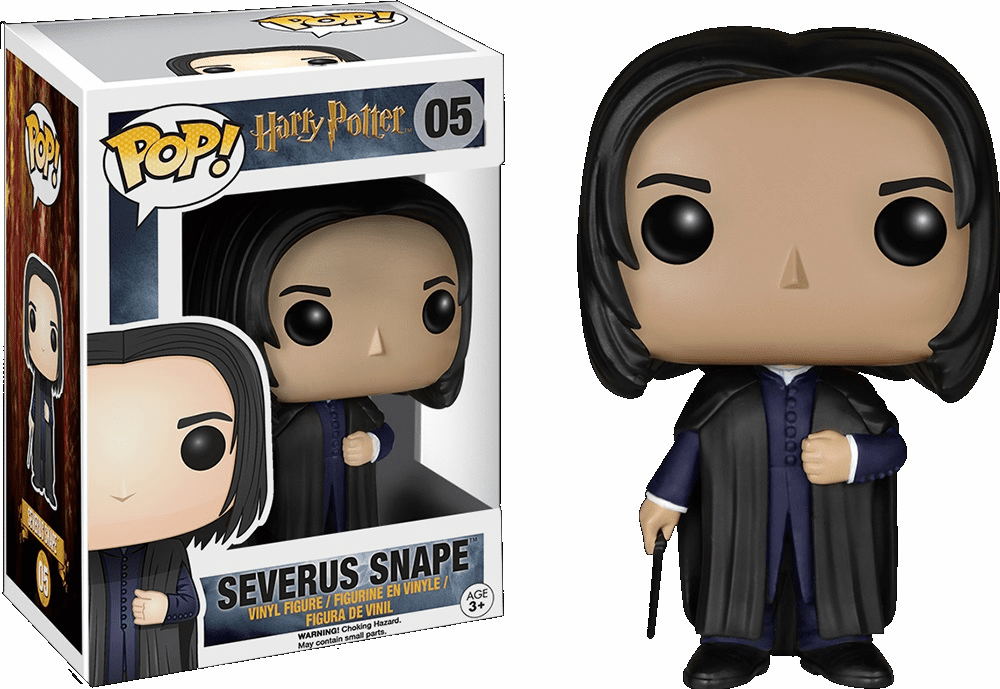Funko Pop Vinyl Harry Potter Severus Snape Figure