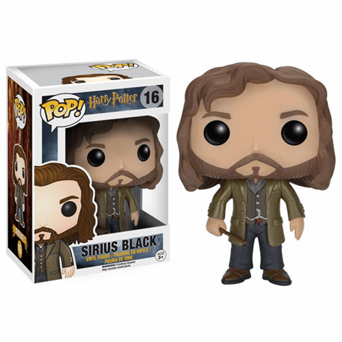 Funko Pop Vinyl Harry Potter Sirius Black Figure