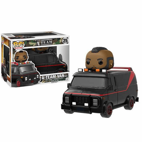 Funko Pop Vinyl Rides A-Team Van