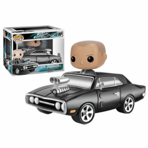Funko Pop Vinyl Rides Fast & Furious 1970 Charger Dom Toretto