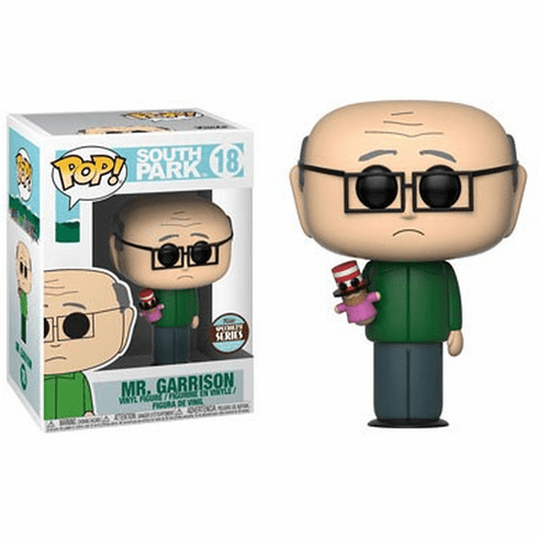 Funko Pop Vinyl South Park 18 Mr. Garrison Figure