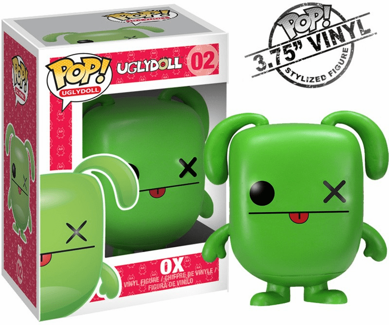 Funko Pop Vinyl Ugly Dolls Ox Figure