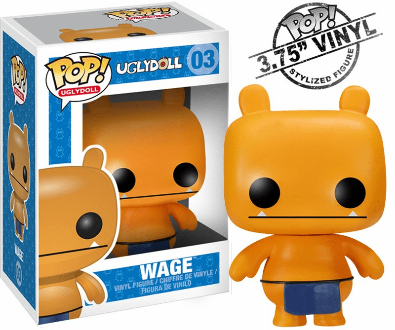 Funko Pop Vinyl Ugly Dolls Wage Figure