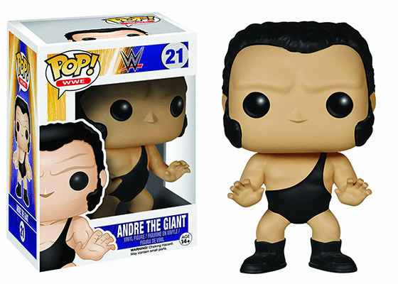 Funko Pop Vinyl WWE Andre The Giant Figure