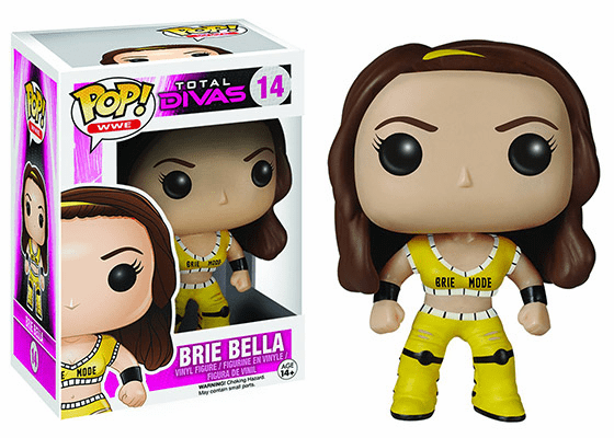 Funko Pop Vinyl WWE Brie Bella Figure