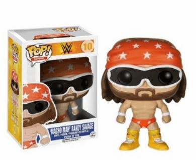 Funko Pop Vinyl WWE Macho Man Randy Savage Figure