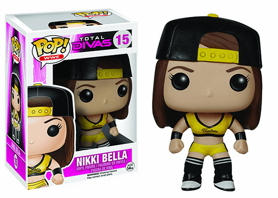 Funko Pop Vinyl WWE Nikki Bella Figure