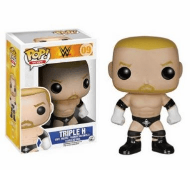 Funko Pop Vinyl WWE Triple H Figure