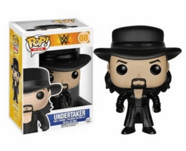 Funko Pop Vinyl WWE Undertaker Figure