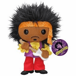 Funko Purple Haze Jimi Hendrix Plush Doll