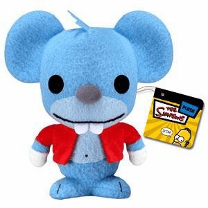 Funko The Simpsons Itchy the Mouse Plush