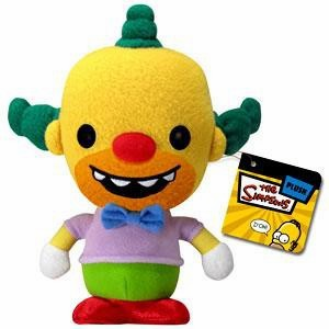 Funko The Simpsons Krusty the Clown Plush