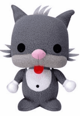 Funko The Simpsons Scratchy the Cat Plush