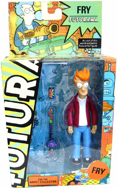 Futurama Reissue Fry Action Figure