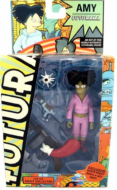 Futurama Series 6 Amy Wong Action Figure