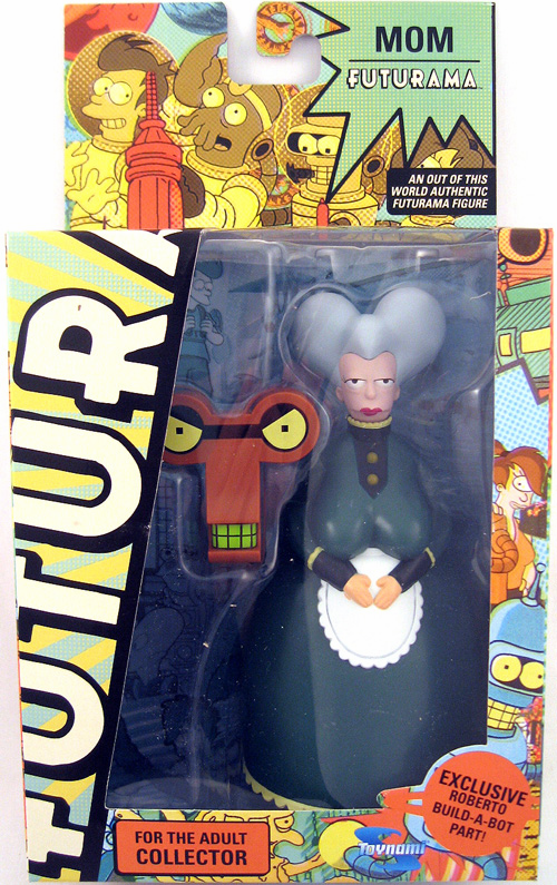 Futurama Series 8 Mom Action Figure