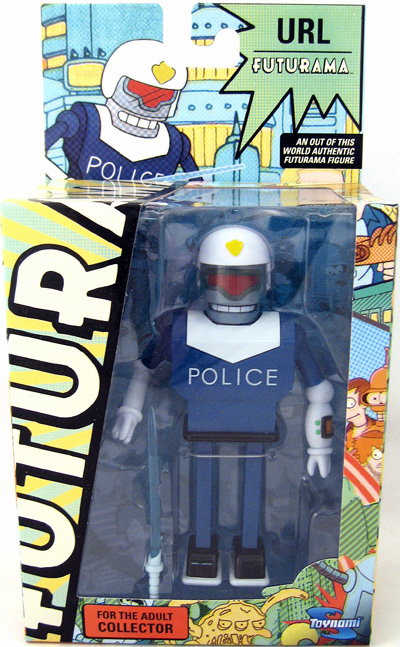 Futurama Series 9 Url Action Figure