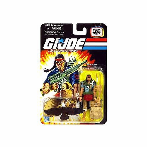 G.I. Joe 25th Anniversary Spirit Iron Knife Figure