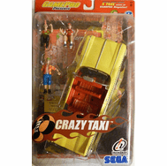 GamePro Presents Axel Crazy Taxi Vehicle