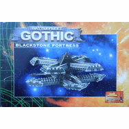 Games Workshop Battlefleet Gothic Blackstone Fortress Miniature Set